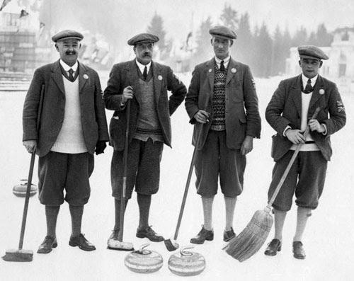 Ensimmäiset Talviolympialaiset